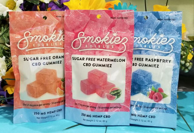 Smokies Sugar Free CBD Gummies