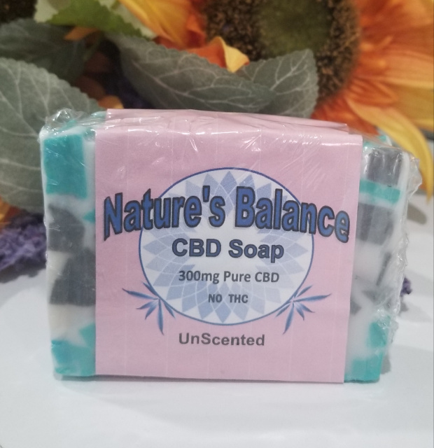Nature's Balance Body & Face Soap