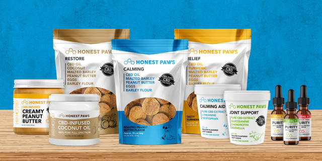 Honest Paws CBD Treats