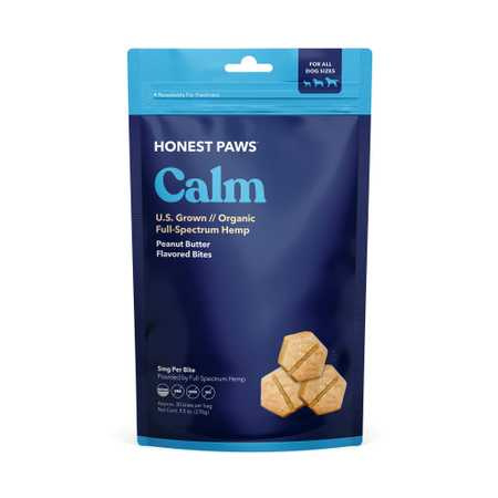 Honest Paws CBD Dog Biscuits Calming